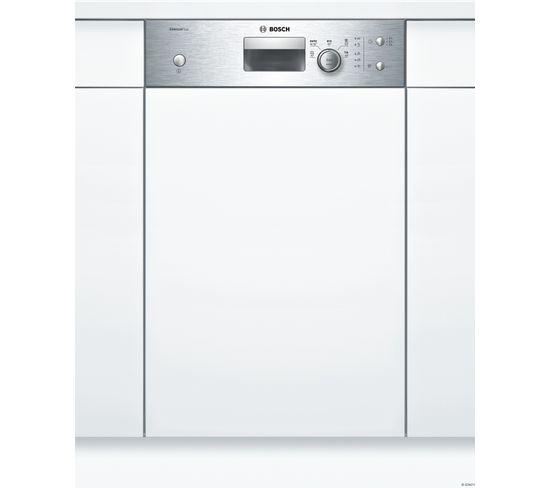 Lave-vaisselle intégrable BOSCH SPI25CS00E SilencePlus