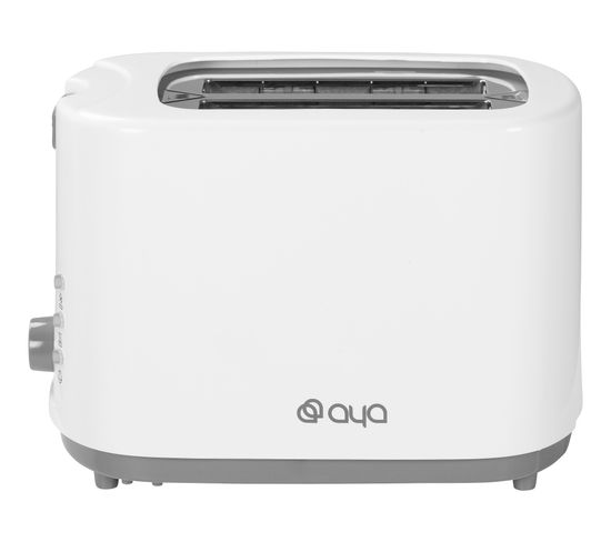 Grille-pain AYA TO8218 Plastic Toaster