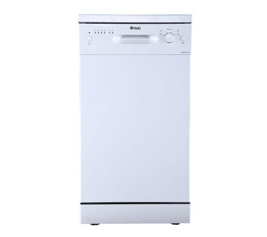 Lave-vaisselle gain de place AYA ADW1001A++W Blanc