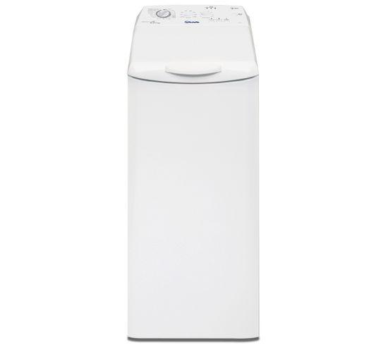Lave-linge top VEDETTE VEB6511 Blanc
