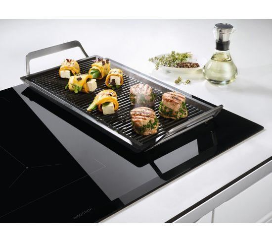 Table induction ELECTROLUX CIV63340BK Noir