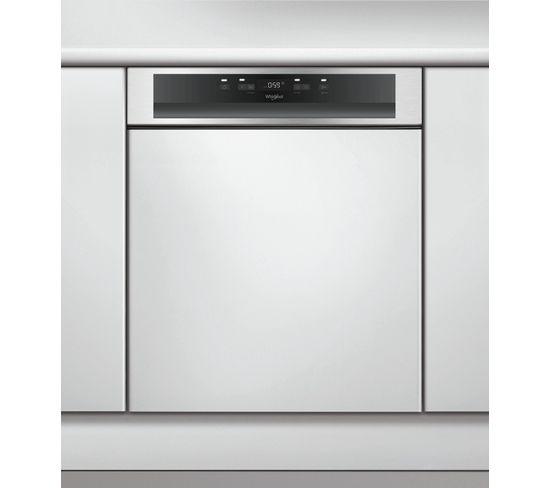 Lave vaisselle intégrable WHIRLPOOL WBC3C26X 6ème Sens