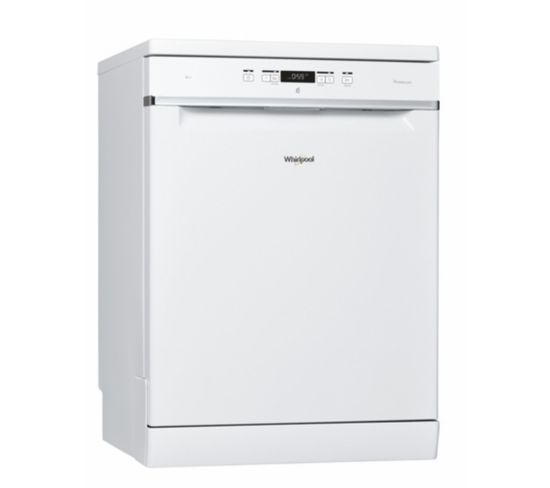 Lave-vaisselle WHIRLPOOL WFC3C24P Blanc
