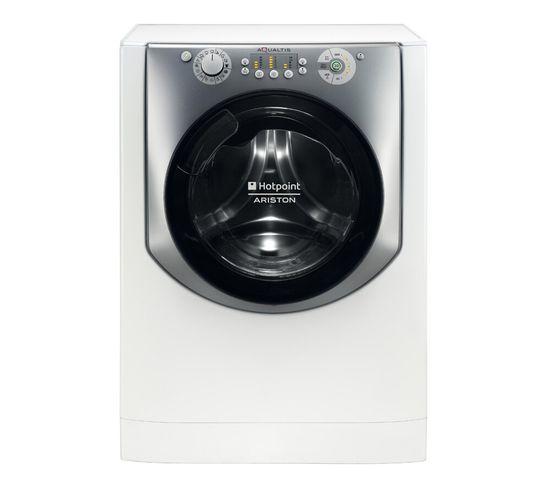 Lave linge hublot séchant HOTPOINT AQD970L49EU Blanc