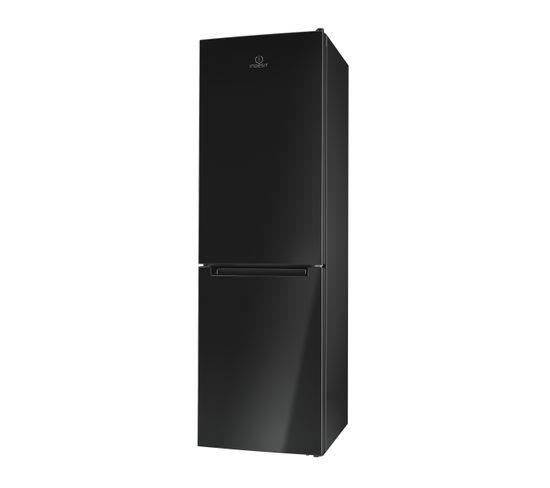 Combiné INDESIT LR8S1K Noir brillant