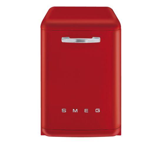 Lave-vaisselle SMEG LVFABRD Rouge