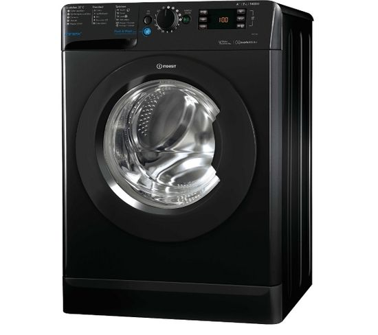Lave-linge hublot INDESIT BWE71453XKFR Push&Wash