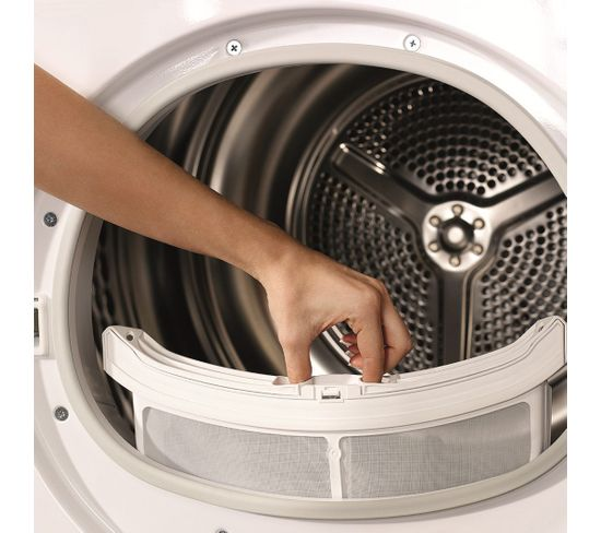 Sèche-linge hublot BEKO DSBU84310W Aquawave