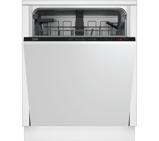 Lave-vaisselle intégrable BEKO BDI16B30 Quick&Shine