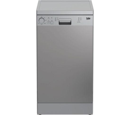 Lave-vaisselle gain de place BEKO UDFS05011X Inox