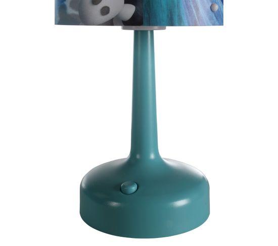 De But Chevet Enfant Bleu Lampe Luminaire Frozen FKJcT5ul31
