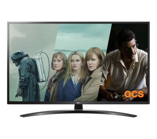 "Téléviseur 55"" 4K Smart TV LG 55UM7450"